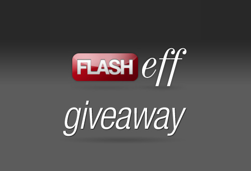FlashEff Giveaway: Win 5 Premium Unlimited License