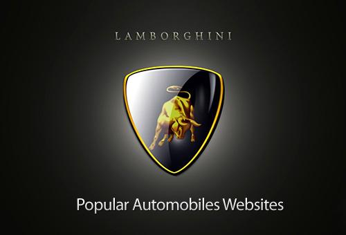 Showcase Of Popular Automobiles Websites