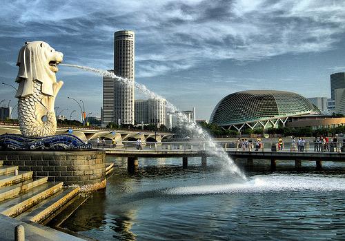 35 Beautiful and Creative Fountains Around the World