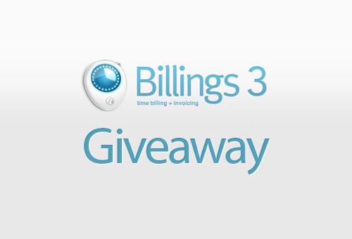 Win 5 Free License of Billings 3