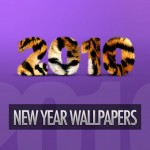 35+ New Year Wallpapers to Celebrate The MMX or 2010