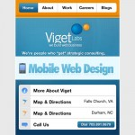 Mobile Web Design: Overview, Examples and Tips