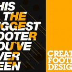 Creative Footer Design: 60+ Excellent Examples