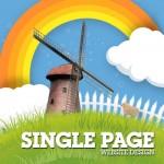Creative Single Page Website Design: 70+ Latest Designs