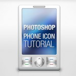 How to Design a Phone Icon in Photoshop