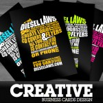 30 Creative Business Card Designs for Inspiration