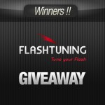 FlashTuning Flash Components Giveaway: Winners!
