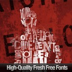 40+ Latest High-Quality Free Fonts for Your Designs