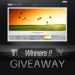 Announcement: Winners of TN3Gallery Giveaway