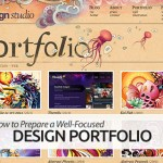 How to Prepare a Well-Focused Graphic Design Portfolio