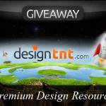Win 5 Subscription of Awesome Design Goodies from Design TNT
