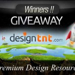 Announcement: Winners of Design TNT Giveaway