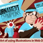 The Art of using Illustrations in Web Design