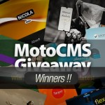 Announcement: Winners of MotoCMS Giveaway