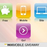 WixMobile Giveaway: Discount Coupons for Yearly Subscription