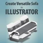 Create a Versatile Sofa in Illustrator