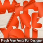 45 Latest Free Fonts To Enhance Your Designs