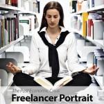 The Post Economic Crisis Freelancer Portrait