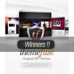 Announcement: Winners of Themefuse Giveaway