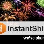 InstantShift's Website Redesign