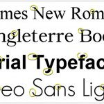 Study of Font Styles and Best Uses for Each