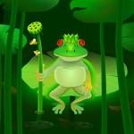 Create a Frog Prince in Adobe Illustrator