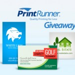 Win 3 Sets of Awesome Business Cards from PrintRunner