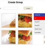 Creating Sortable Image Groups with PHP and jQuery