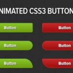 How to Create Fancy Animated Buttons in CSS3