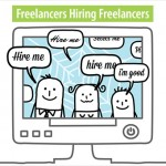 Freelancers Hiring Freelancers: A Case Study