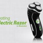 Create an Electric Razor in Illustrator