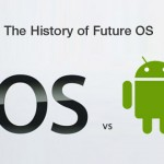 The History of Future Operating Systems: iOS vs. Android