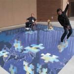 45 Absolutely Breathtaking 3D Chalk Art