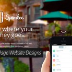 70+ New Single Page Website Designs for Inspiration
