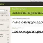 Font Replacement Methods: Techniques for Web Fonts