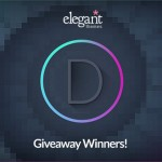 Announcement: Winners of ElegantThemes Giveaway