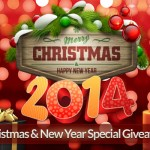 Christmas & New Year Giveaway: Win an iPad Air or iPhone 5S