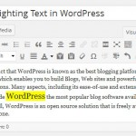 A Complete Guide to Highlighting Text in WordPress
