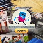 Announcement: Winners of PrintKEG Giveaway