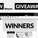 Announcement: Winners of Webydo Giveaway