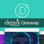 Win a One Year Subscription Giveaway from ElegantThemes.com
