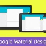 Exploring Material Design: A New UI Design Concept by Google