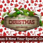 Christmas & New Year Special Giveaway: Win an iPad Air 2 or iPhone 6