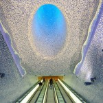 20 Most Beautiful Underground Subway Stations Around The World.