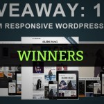 Announcement: Winners of Dessign Giveaway