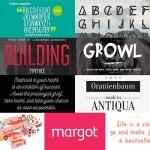 Download Free Font Bundle Presenting 17 Brilliant Typefaces