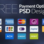 60+ Free Payment Gateway and Credit Card PSD Designs