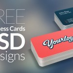 55 Free Business Card PSD Designs