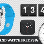 45 Free Clock And Watch PSD Templates You Can Download