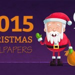 41 Beautiful Christmas Wallpapers For 2015 – Ho! Ho! Ho! Merry Christmas!